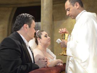 La boda de Patricia y Ricardo 1