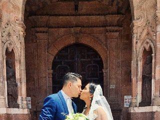 La boda de Carmen  y Edgar Daniel  2