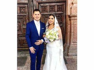 La boda de Carmen  y Edgar Daniel  3