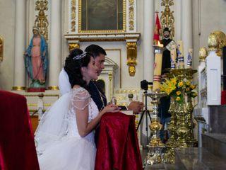 La boda de Karen y Jose 1