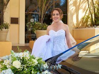La boda de Aldara y José Samuel 3