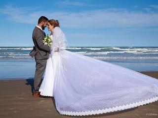 La boda de Aldara y José Samuel