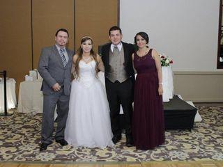 La boda de Carolín  y Miguel Ángel  2