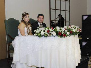 La boda de Carolín  y Miguel Ángel  3