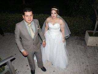 La boda de Carolín  y Miguel Ángel