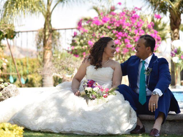 La boda de Beto y Zaira