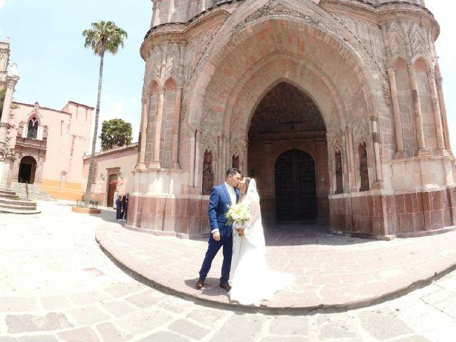 La boda de Carmen  y Edgar Daniel