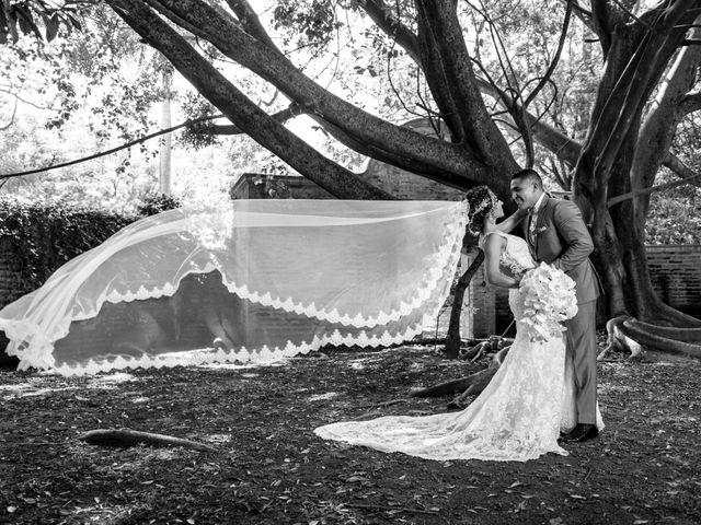La boda de Mónica y Claudio