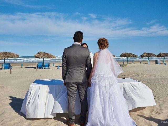 La boda de José Samuel y Aldara en Tampico, Tamaulipas 4