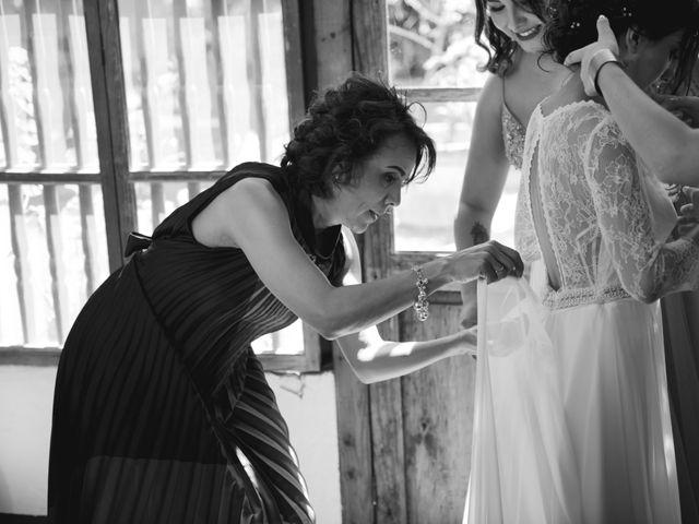 La boda de Victor y Estefania en Mazatepec, Morelos 13
