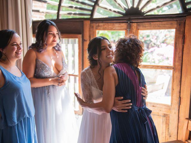 La boda de Victor y Estefania en Mazatepec, Morelos 15