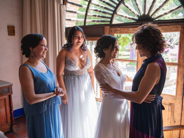 La boda de Victor y Estefania en Mazatepec, Morelos 16