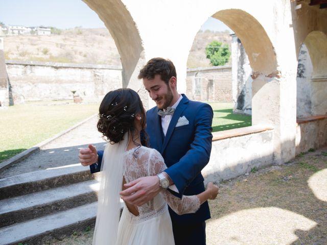 La boda de Victor y Estefania en Mazatepec, Morelos 31