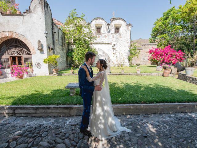 La boda de Victor y Estefania en Mazatepec, Morelos 38