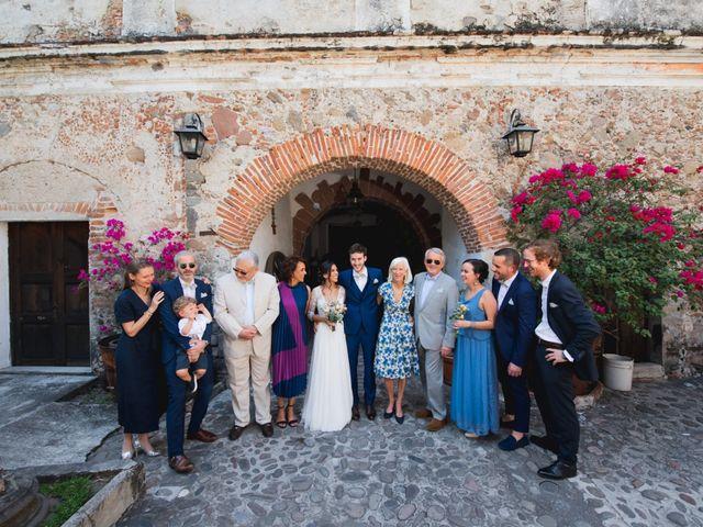 La boda de Victor y Estefania en Mazatepec, Morelos 39
