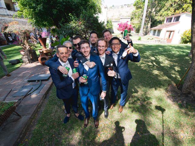 La boda de Victor y Estefania en Mazatepec, Morelos 40