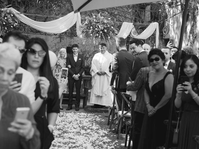 La boda de Victor y Estefania en Mazatepec, Morelos 46