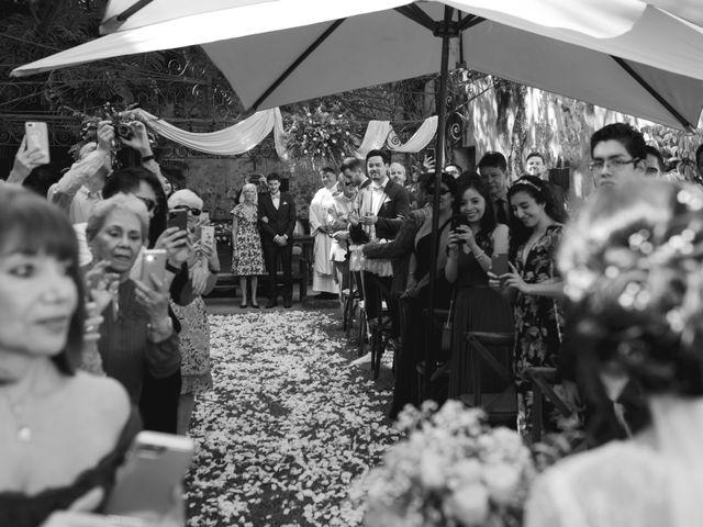 La boda de Victor y Estefania en Mazatepec, Morelos 48