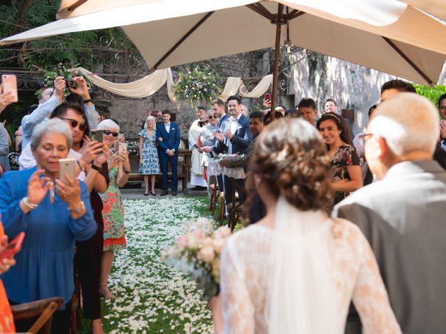 La boda de Victor y Estefania en Mazatepec, Morelos 49