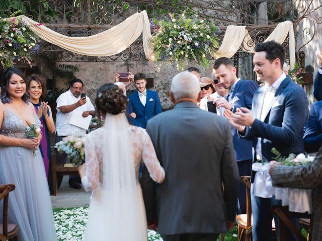 La boda de Victor y Estefania en Mazatepec, Morelos 50