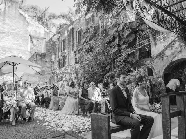 La boda de Victor y Estefania en Mazatepec, Morelos 51