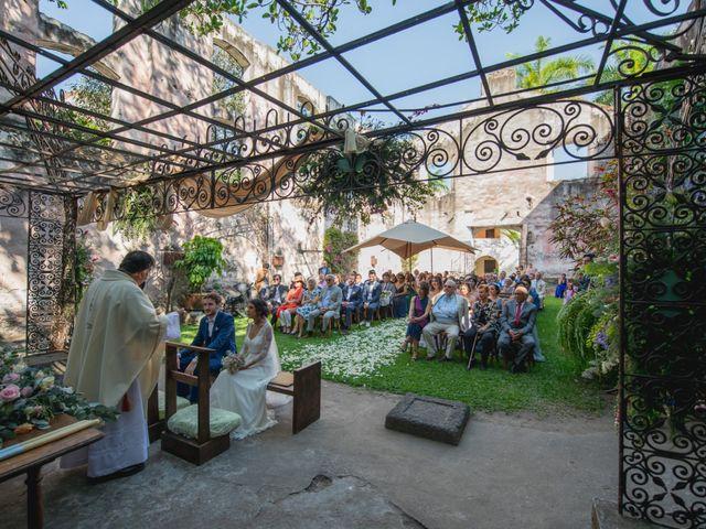 La boda de Victor y Estefania en Mazatepec, Morelos 54