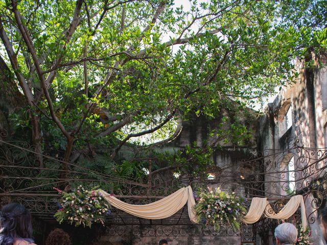 La boda de Victor y Estefania en Mazatepec, Morelos 57