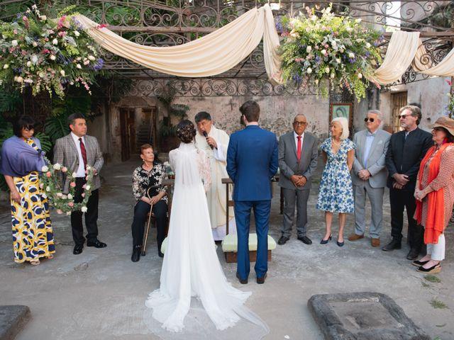 La boda de Victor y Estefania en Mazatepec, Morelos 58