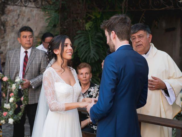 La boda de Victor y Estefania en Mazatepec, Morelos 59