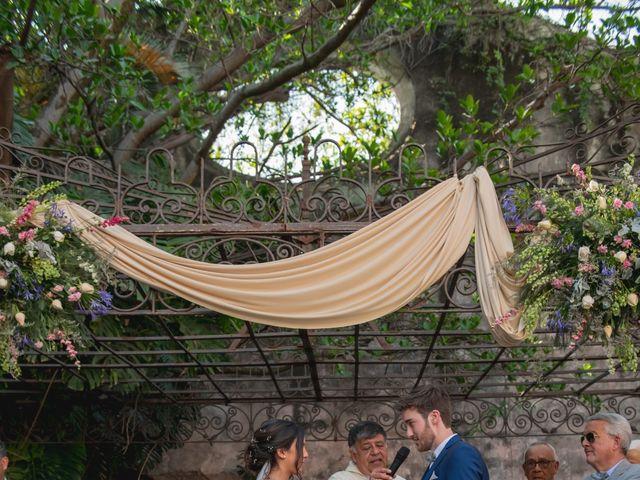 La boda de Victor y Estefania en Mazatepec, Morelos 61