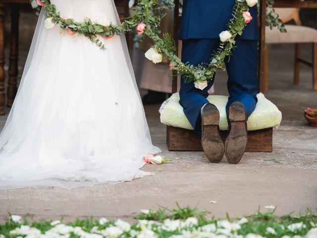 La boda de Victor y Estefania en Mazatepec, Morelos 64