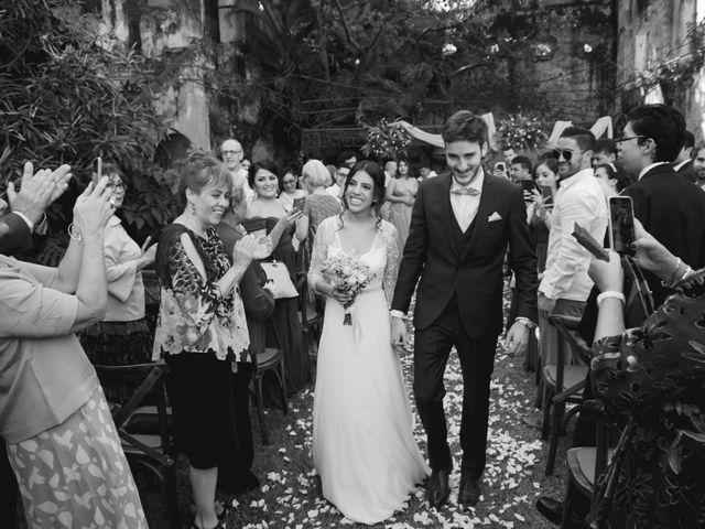 La boda de Victor y Estefania en Mazatepec, Morelos 68