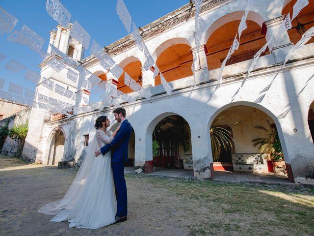 La boda de Victor y Estefania en Mazatepec, Morelos 71