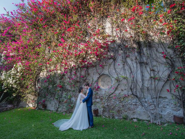 La boda de Victor y Estefania en Mazatepec, Morelos 72