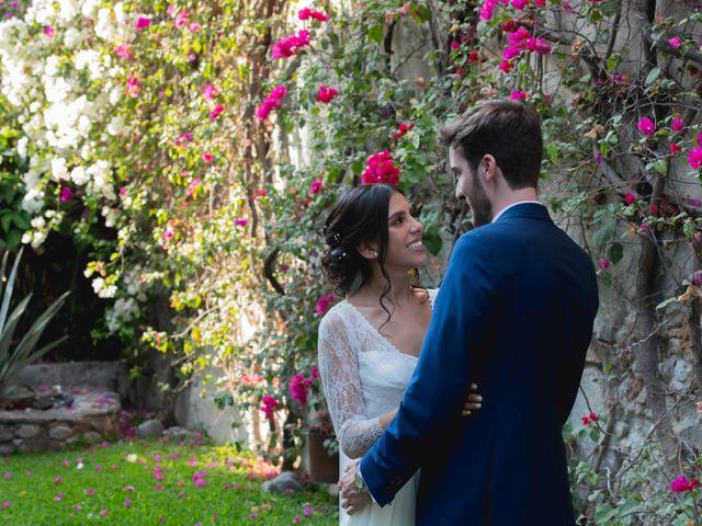 La boda de Victor y Estefania en Mazatepec, Morelos 73