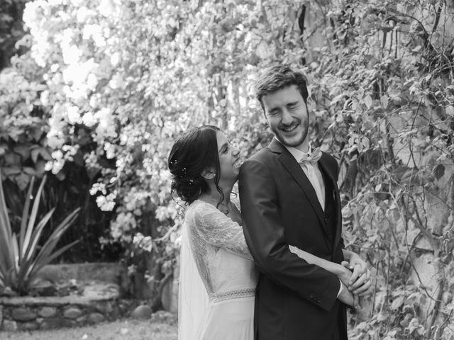 La boda de Victor y Estefania en Mazatepec, Morelos 77