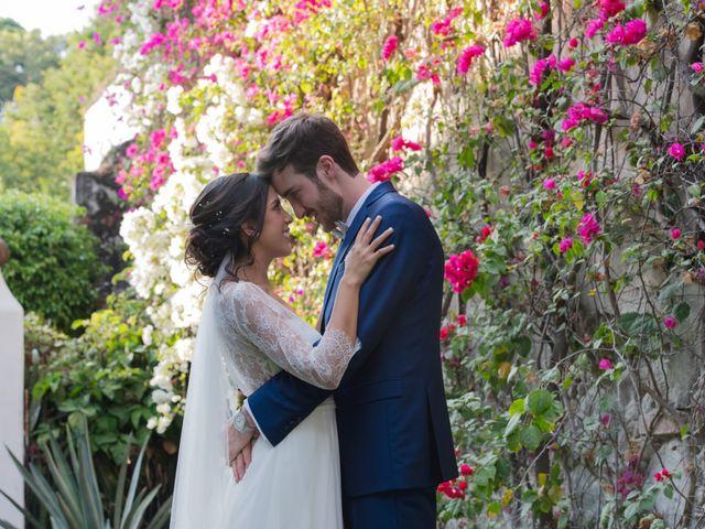 La boda de Victor y Estefania en Mazatepec, Morelos 78