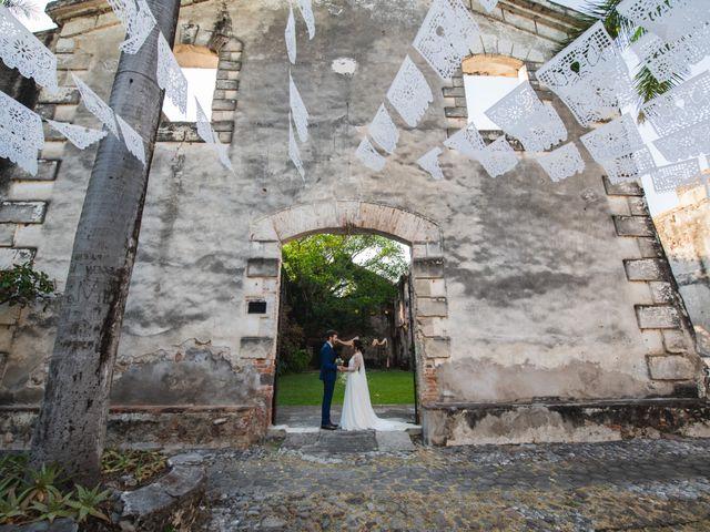 La boda de Victor y Estefania en Mazatepec, Morelos 81