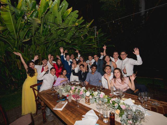 La boda de Victor y Estefania en Mazatepec, Morelos 90