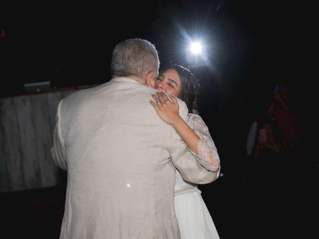 La boda de Victor y Estefania en Mazatepec, Morelos 91