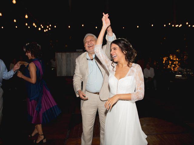 La boda de Victor y Estefania en Mazatepec, Morelos 94