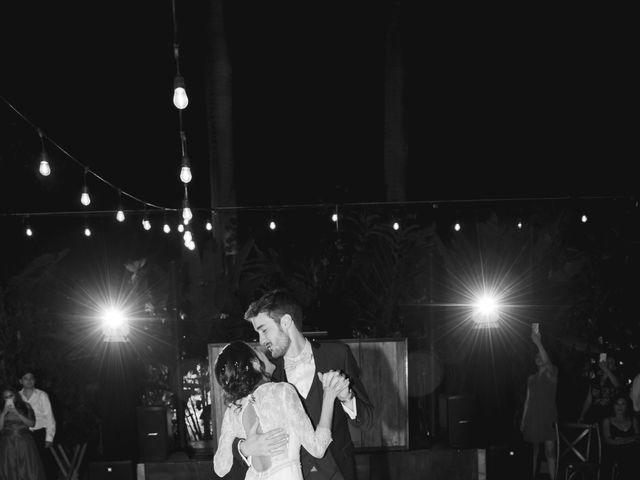 La boda de Victor y Estefania en Mazatepec, Morelos 98