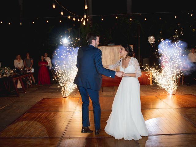 La boda de Victor y Estefania en Mazatepec, Morelos 99