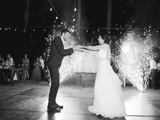 La boda de Victor y Estefania en Mazatepec, Morelos 100