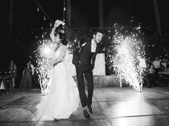 La boda de Victor y Estefania en Mazatepec, Morelos 101