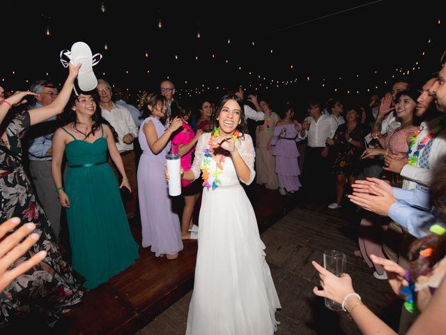 La boda de Victor y Estefania en Mazatepec, Morelos 102