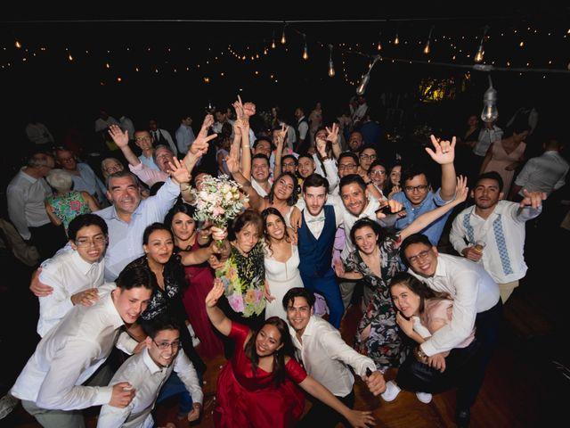 La boda de Victor y Estefania en Mazatepec, Morelos 104