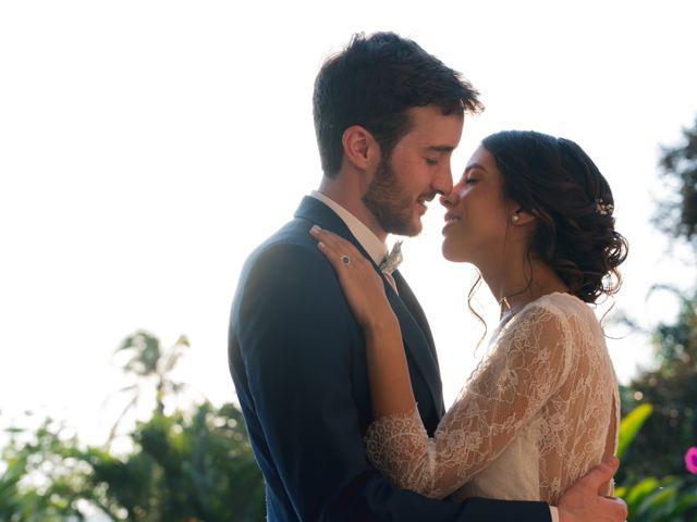 La boda de Victor y Estefania en Mazatepec, Morelos 109