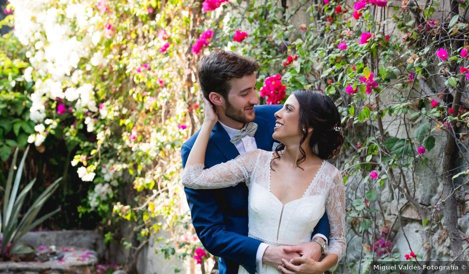 La boda de Victor y Estefania en Mazatepec, Morelos