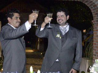 La boda de Óscar y Juan